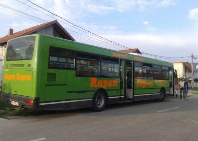 Inscriptionare autobus 5