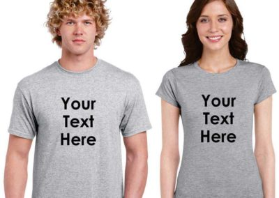 personalised-cotton-couple-t-shirt-grey